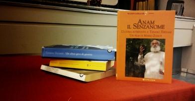 TIZIANO TERZANI   Poeta del Cambiamento San Bonifacio, Settembre Associazione Culturale Vidyanam e KIRA di Barbara Marchi