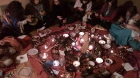 Benedizione Mondiale del Grembo - Cerchio della Sorellanza