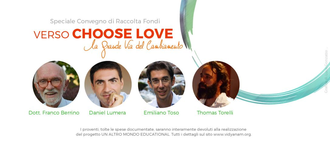 2017 10- Copertina Choose Love
