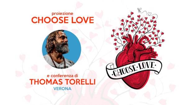 Copertina Choose Love